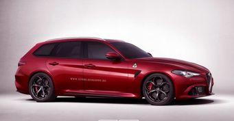 Alfa Romeo не будет выпускать универсал Giulia SportWagon