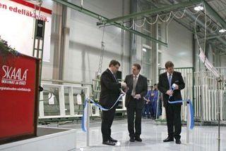 Первый в России финский завод Skaala появится в Петербурге