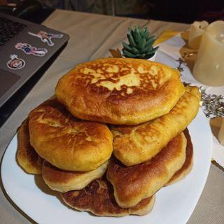 Жареные пирожки \ Источник: twitter.com