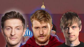 Мрачные реалии России вшутках популярных комиков. Источник изображения Покатим Ру