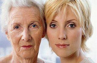 Морщины становятся кошмаром женщин с 24 лет