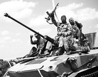 Ополченцы ДНР начали наступление