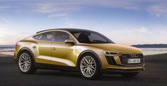 Дизайнеры X-Tomi Design представили рендер Audi Q9