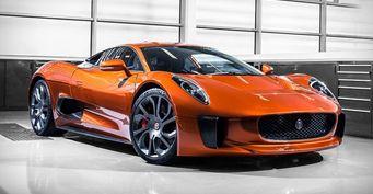 Jaguar планирует выпустить на рынок гибридный автомобиль
