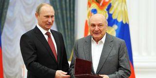 Путин, как бывший разведчик, может сказать одной фразой иничего, ивсё. Фото: eg.ru