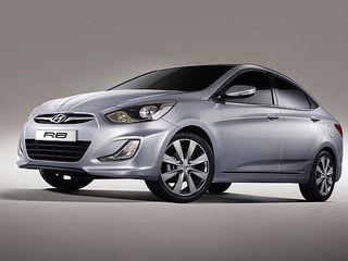 Hyundai рассекретила внешность Solaris для России