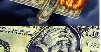 57% предприятий вСШАстанут банкротами: Доллар рискует обвалиться до40% кконцу года
