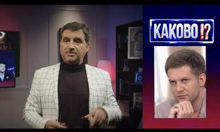 Отар Кушанашвили поддержал Бориса. Источник: снимок сYouTube-шоу «Каково?»