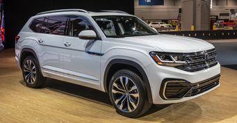 Volkswagen Teramont 2021 в России: когда выйдет и сколько будет стоить