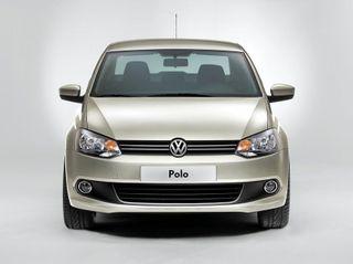 В России подорожал популярный Volkswagen Polo Sedan