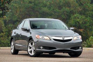В США стартовали продажи обновленной Acura ILX