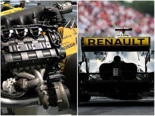 Доработанный двигатель Honda получил индекс 1.1 Фото: Pinterest, MaxF1