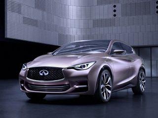 Разработкой хэтчбека Infiniti Q30 займутся Mercedes-Benz