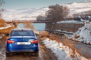 Фото: LADA Vesta, источник: «АвтоВАЗ»