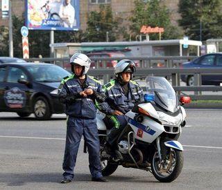 В Москве сотрудник ГИБДД пострадал во время погони