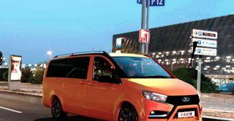 Заведомо провальное «Будущее»: Рендер LADA Future указал на обречённость «АвтоВАЗа»
