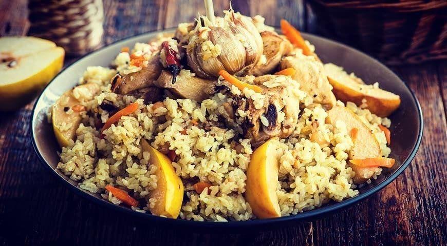 Секреты вкусного плова: Как правильно выбрать рис и подходящие приправы