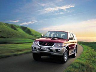 Стартовали продажи Mitsubishi Pajero Sport