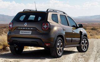 Фото: Renault Duster II, источник: Renault