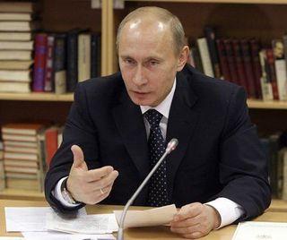 Путин предложил разработать новые антипиратские законы в области кинематографии