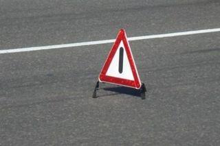 Из-за скользкой дороги в Иркутском районе пять машин попали в ДТП