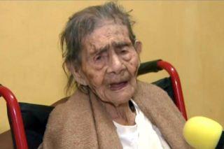 127-летняя мексиканка рассказала о своем секрете долголетия