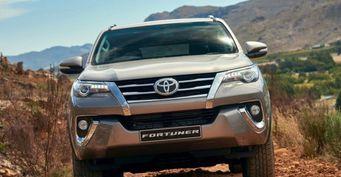 От ходовой и мотора до салона и оснащения: Особенности Toyota Fortuner с пробегом