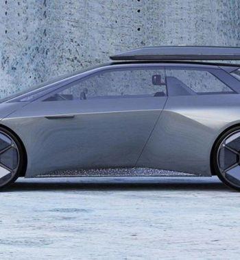 ВАЗ-2108 эпохи киберпанка: Представлен концепт суперкара «Спутник»