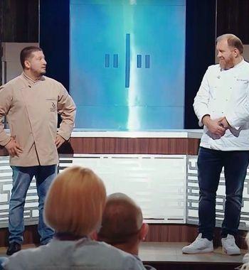 Агзамов выглядит жалко нафоне Ивлева: Зрители поделились впечатлением о первом выпуске шоу«Битва шефов»