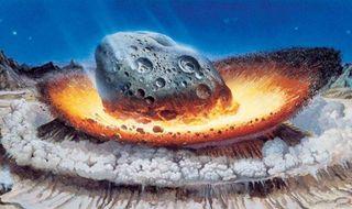 Ученые: За 100 ближайших лет Земля столкнется с 400 астероидами