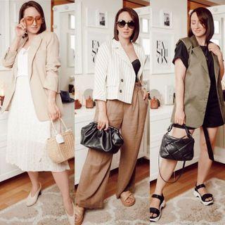 Примеры удачных образов на стилисте Лене Червовой. Фото: pokatim.ru