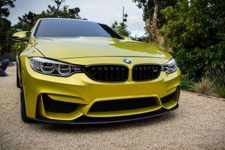 BMW представит в Нью-Йорке купе и кабриолет М4