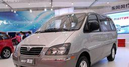 Начались продажи минивэна Dongfeng Lingzhi M5L