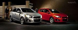 Интерьер нового Chevrolet Aveo рассекречен