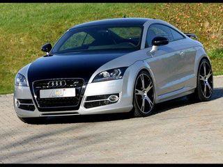 На базе Audi TT выйдет новый семейный автомобиль