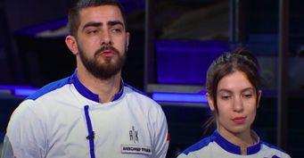 Выгнали перед финалом «Адской кухни»: Рэмбо влюбил в себя Василину, чтобы устранить ее как конкурента