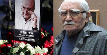 Похороны Джигарханяна иЖванецкого незаслуженно разные: Есть подозрение оследе КГБ— расследование