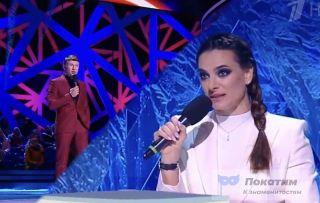 Спор Исинбаевой и Ягудина. Изображение: pokatim.ru