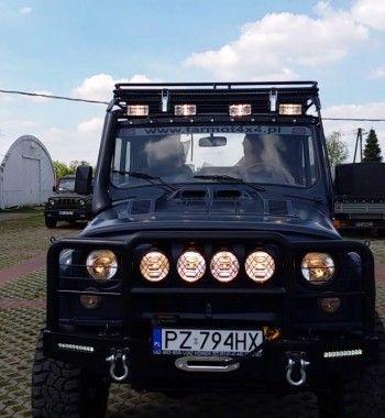 Вседорожный супергерой за4 тысячи евро: Чем интересен редкий УАЗ «Халк» изПольши
