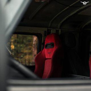 Фото: Салон максимально внедорожной УАЗ «Буханка», источник: Garage 4×4