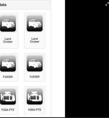 Toyota Land Cruiser 300: Раскрыта вся моторная гамма