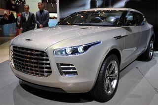 До конца года Aston Martin выпустит 600-сильный седан Lagonda