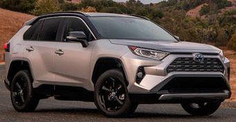 В США отзывают Toyota RAV4 2020 из-за заводского дефекта