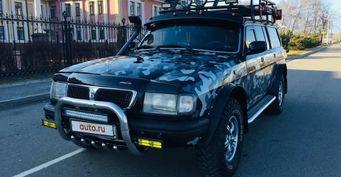 Волга-гряземес и«квартирная Нива»: Тюнингованные внедорожники выставлены наторги