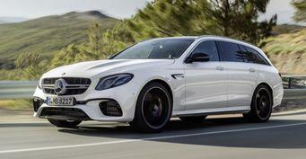 Состоялась премьера «заряженных» универсалов Mercedes-AMG E 63 Estate