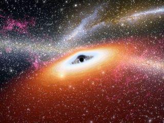 В центрах карликовых галактик обнаружены черные дыры