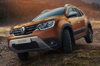Новый Renault Duster 2021. Фото: Renault