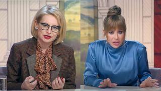 Хромченко иБарановская уверены, что все неудачи Дарьи из-за жесткого прессинга состороны родни. Источник— @modniy.tv