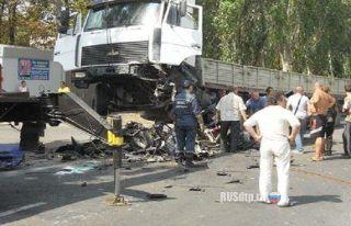 В Ростове-на-Дону погибли 5 человек в результате ДТП