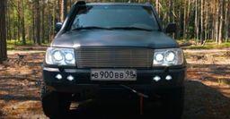 Машина для рыбалки за 5 миллионов: Российский тюнер представил доработанный Toyota Land Cruiser 100